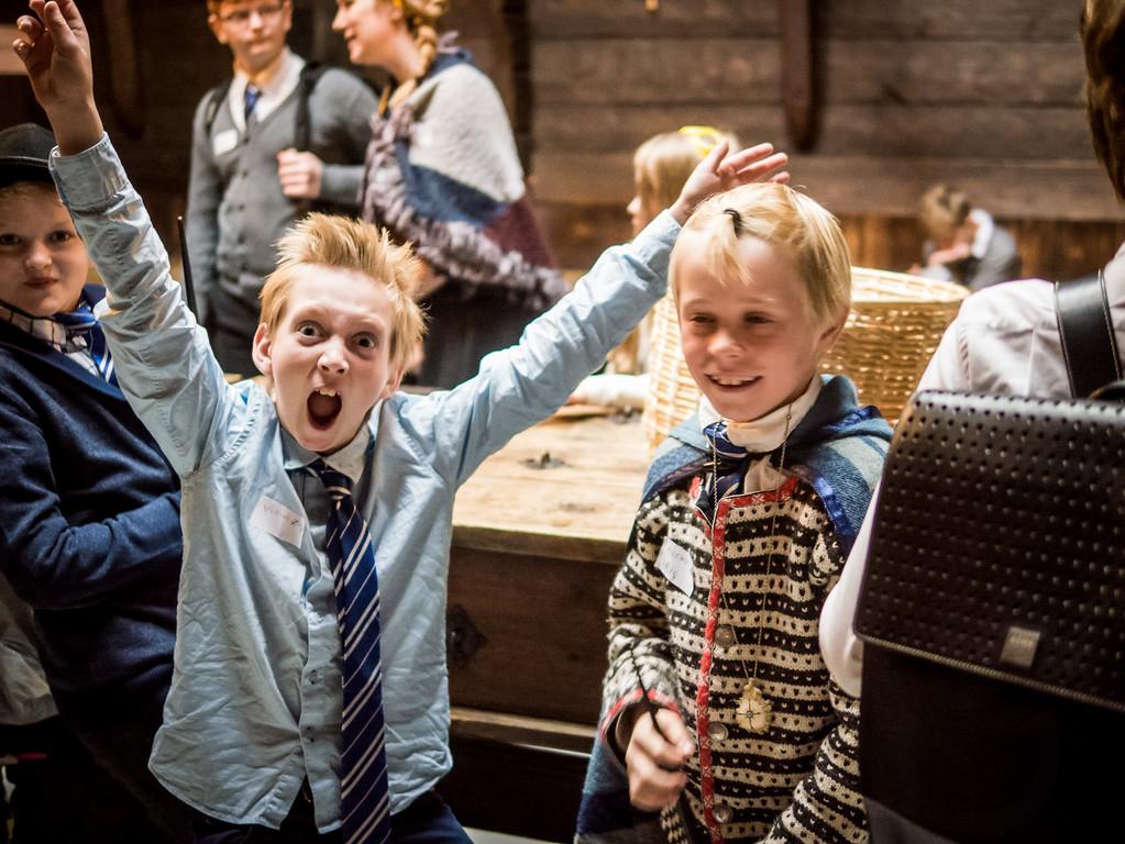 """Featured image for """"Velkommen til Trolldomsakademiet i Oslo!"""""""