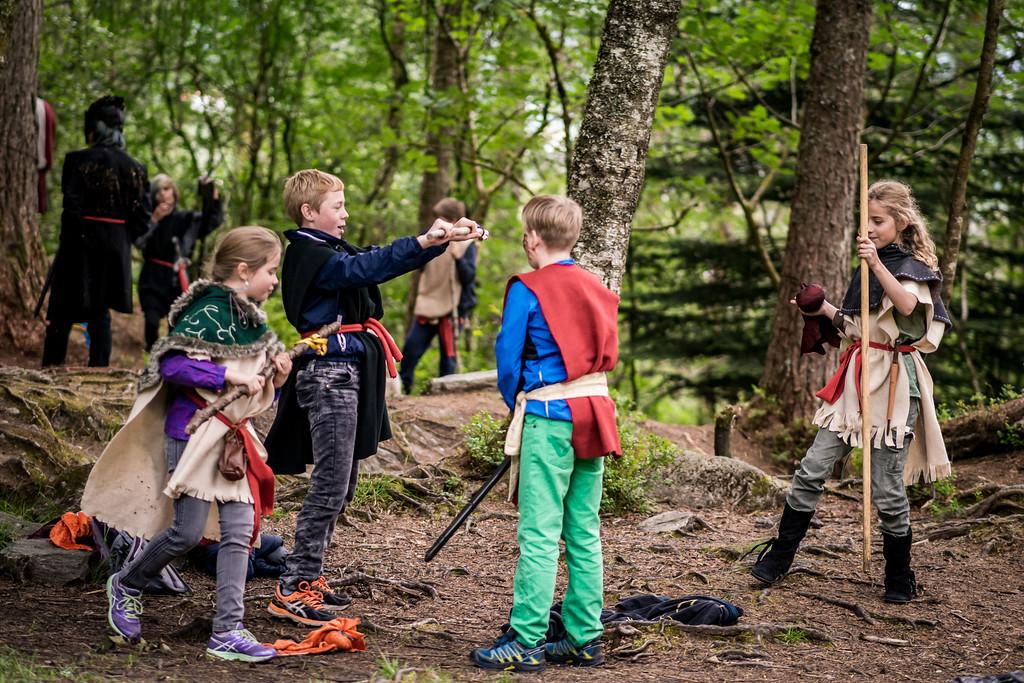 """Featured image for """"Eventyrspill på Bergendal gård"""""""